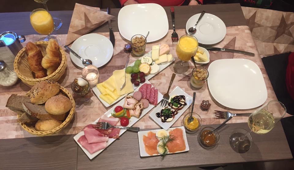 Heilig-Abend-Frühstück