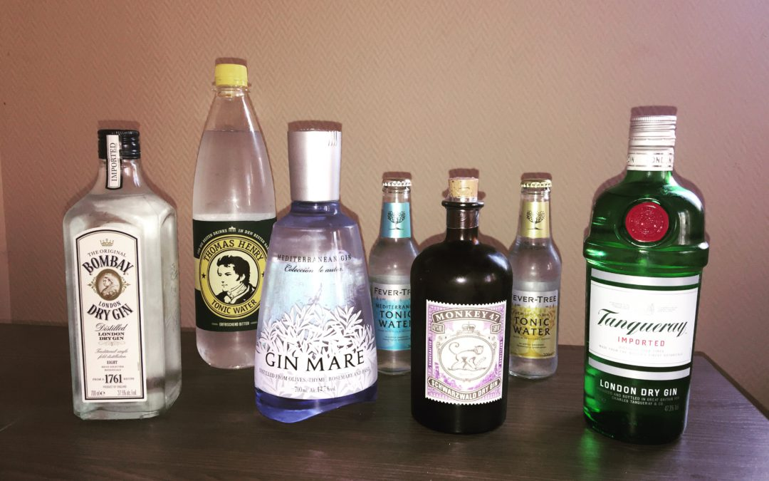 It`s Gin-Tonic Time
