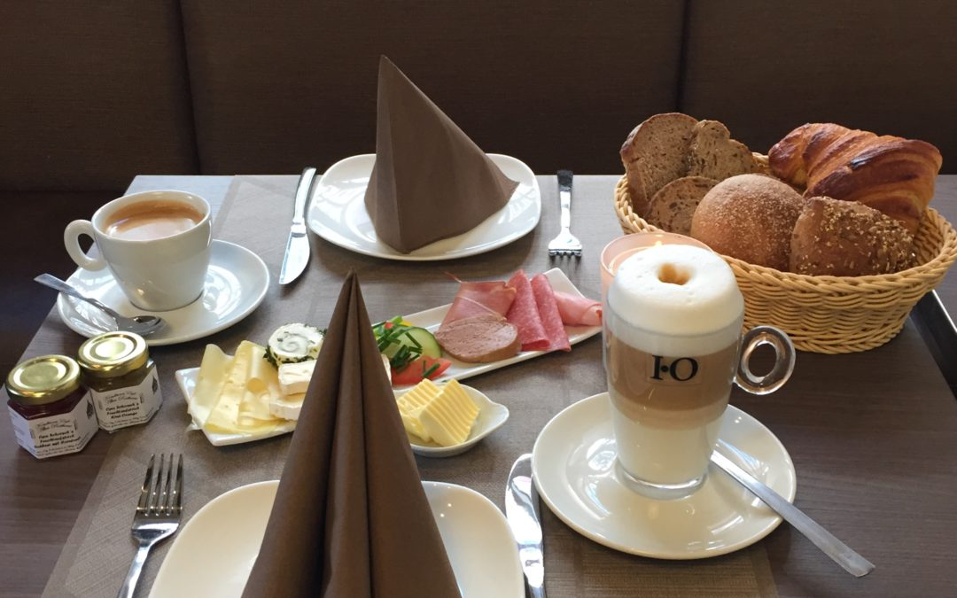 Am Sonntag: Kreisstadtfrühstück