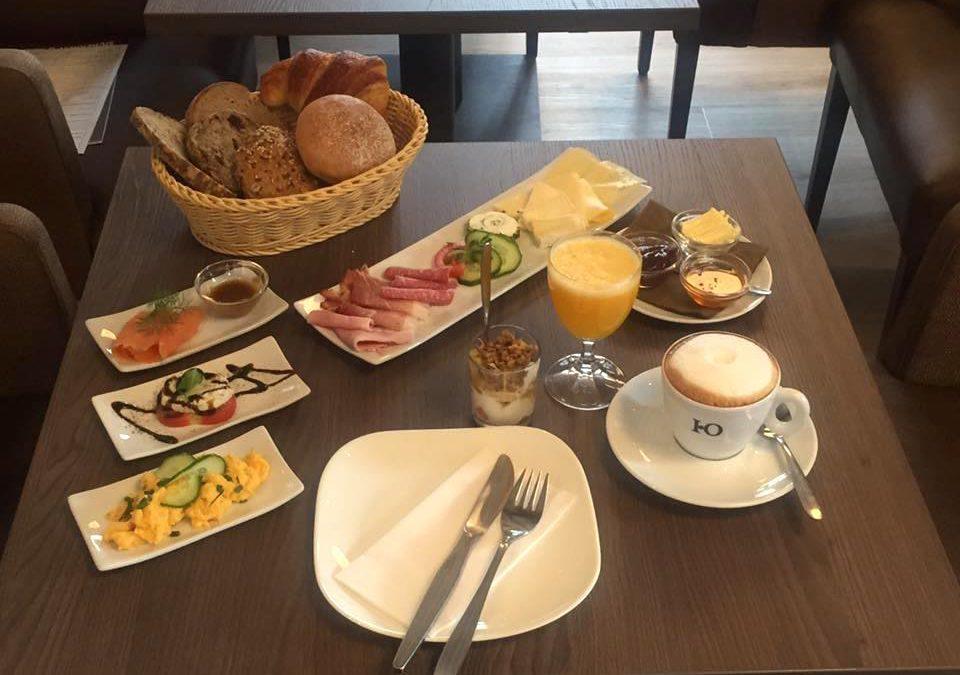 Heiligabend Frühstücken, Noch nichts vor?