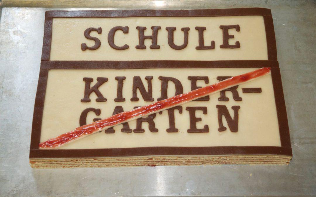 Schulkinderabschied im Kindergarten