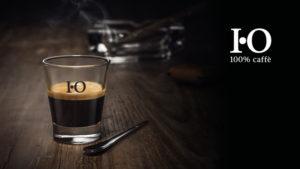 IO Espresso im Glas